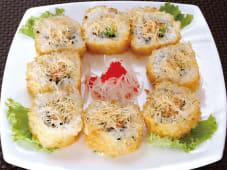 Uramaki con Verdure Fritti Maki