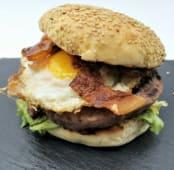 Panino Kentucky burger