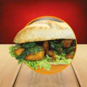 Chili Çıtır Tavuk Sandwich (16 cm.)
