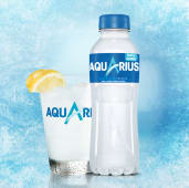 Aquarius Limón Botella (50 cl.)
