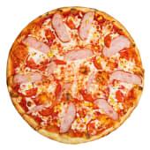 Піца з шинкою (0.500г/32см)