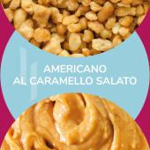 Barattolino ''Americano al caramello salato'' 500gr