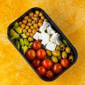 Salad Box - Chickpeas