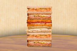 Pack Sorpresa 6 Sándwiches Frios