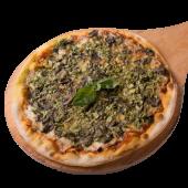 Pizza Donatello chicken pesto