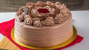 Torta de Chocofresa (pequeña)