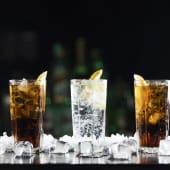 Soda De Sabores (16 Oz.)
