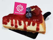 Cheesecake Américain à la Framboise