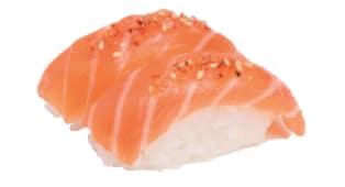 Sushi saumon x2