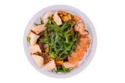 Салат з ананасовим чатні (400г)
