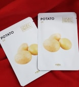 Potato Sheet Mask (2pc) 25gms
