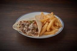 Shawarma de lomo (500 g.)