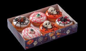 Caja de 6 Halloween