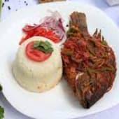 Fish & Ugali