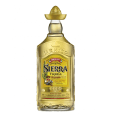 Tequila Sierra reposado (700 ml)