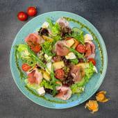 Салат з прошуто крудо (270г)