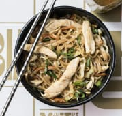 Noodles al wok