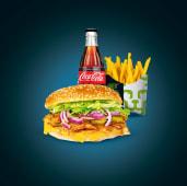 Meniu Burger Kebab
