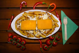 Cheese poutine Large