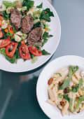 Салат+паста