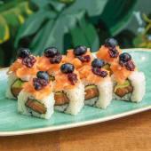 Salmone bluberry