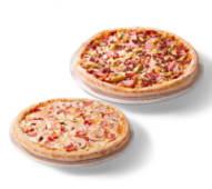 2 pizzas medianas Promo -20%