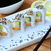 Full veggie roll (5 uds.)