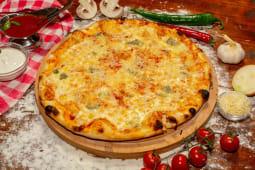 Pizza Quatro Formaggi medie