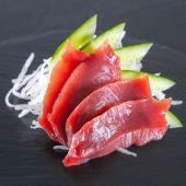 Sashimi de atún (4 uds.)