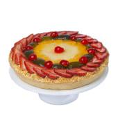 Pie de frutas (porción)