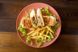 BBQ sendvič 260 gr