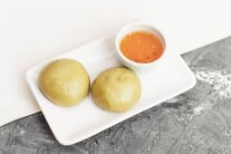 Бань бао з овочами (160/30г)