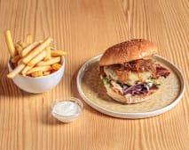 Hamburger à Letra