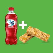 Be Light (500 ml.) + barra de granola