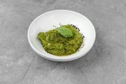 Картопляний крем з базиліком (150/30г)