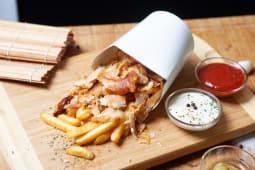 Kebapci frites'n meat
