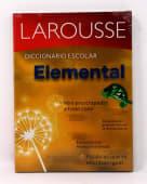 Diccionario Escolar Elemental Ref. 1131