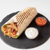 Kebab Regular Wrap