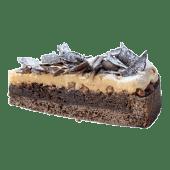 Tarta czekoladowa słony karmel