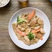 Pollo al Curry Cà Ri Gà