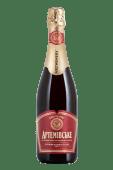 АРТЕМIВСЬКЕ вино ігристе витримане червоне напівсолодке (0.75л)
