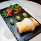 Італійський омлет з овочами