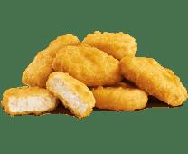 Chicken Nuggets (6 Peças)