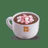 Chocolate caliente con nubes