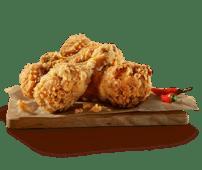 5 kawałków kurczaka Hot&Spicy