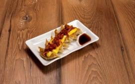 Gyoza kimcheese