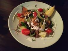 Салат з лосося (250г)