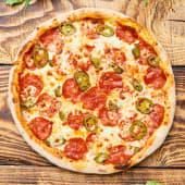 Pizza pepperoni Ø 40cm