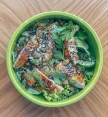 Салат з курочкою з печі (250г)