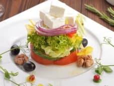 Грецький салат (180г)